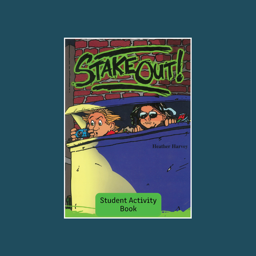Student Activity Book - Stake Out - Reading Age: 9.6 - 10.6
