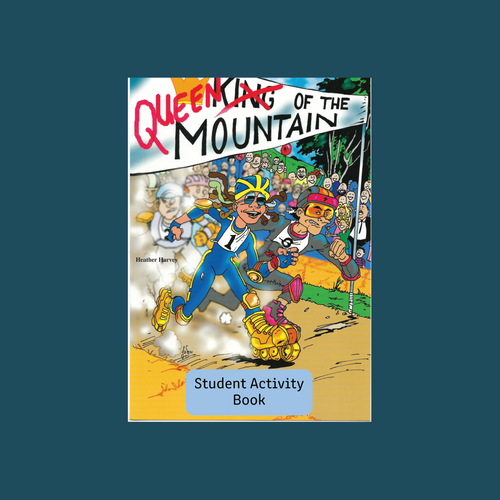 Student Activity Book - King of the Mountain - Reading Age: 9.6 - 10.6