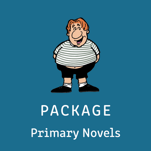 Package - Primary Novels - Includes all 8 Novels - Reading Age: 7.0 - 10.6