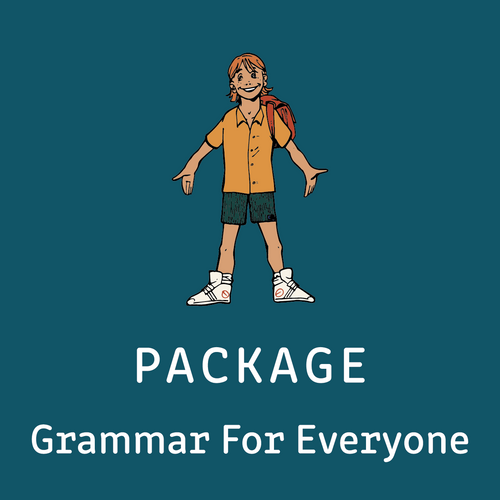 Package - Grammar For Everyone
