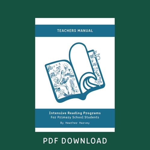 Digital - Primary Teacher's Manual - Reading Age: 7.0 - 10.6