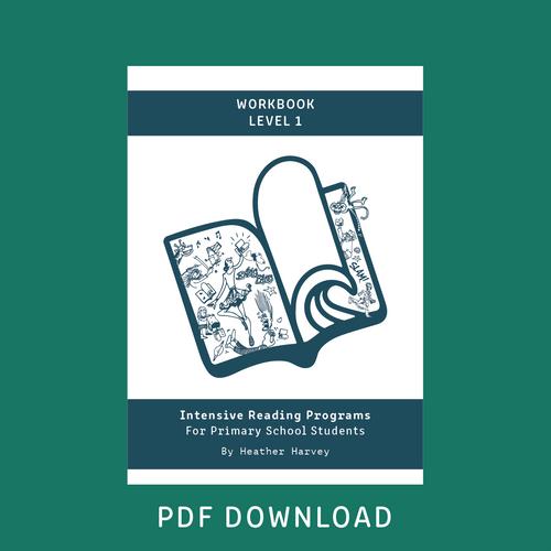Digital - Primary Student Workbook Level 1 - Reading Age: 7.0 - 7.6