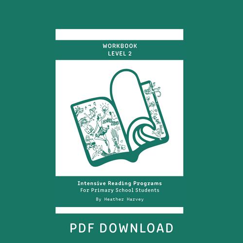 Digital - Primary Student Workbook Level 2 - Reading Age 7.6 - 8.0