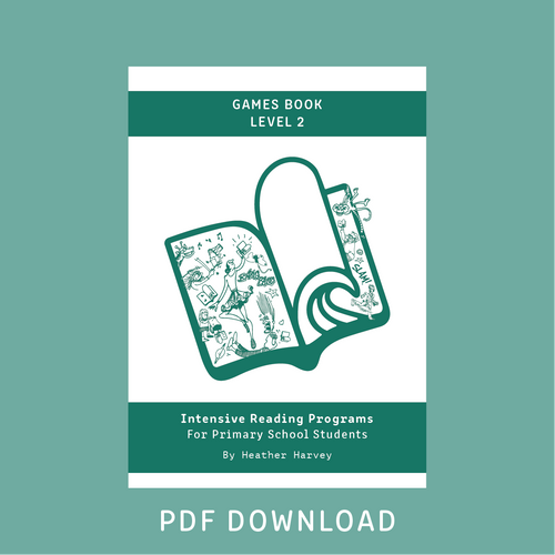 Digital - Primary Games Book Level 2 - Reading Age 7.6 - 8.0