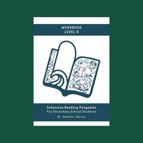 Digital - Secondary Student Workbook B - Reading Age < 8.6