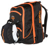 orange ski boot bag