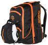 orange ski boot bag