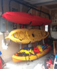 kayak storage stand for garages