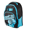 longboard skateboard backpack
