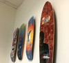 best skateboard deck art display