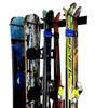 garage snowboard storage rack
