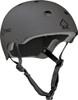 grey skateboard helmet made by Pro Tec