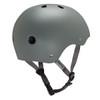 grey protec skateboard helmet