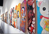 skateboard display exhibition