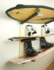 storing a wakeboard inside