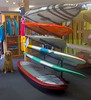 Retail SUP Freestanding Rack