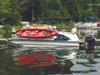 kayak rack for pontoon boats