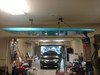 paddleboard ceiling mount