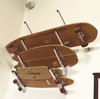 longboard wall storage rack