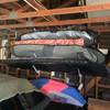 garage surfboard organizer