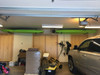 garage ceiling paddleboard storage surfboard