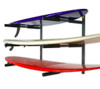 metal surfboard home storage rack multi