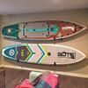paddleboard wall mount display hooks