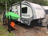 outdoor kayak rack for RV