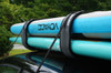 double paddleboard roof rack