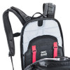 snowboard backpack with back protector
