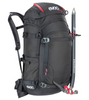 winter sports backcountry backpack
