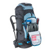 snowboard backpack with avalanche compartment