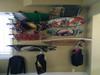 wakeboard and wakesurf storage racks