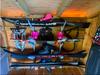 water ski storage mount
