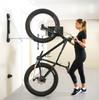fat tire bike wall rack