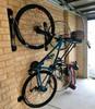 Fender Bike Wall Rack | Swivel Vertical Storage Mount