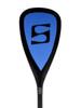3 Piece Fiberglass SUP Paddle | Carbon Fiber Blade