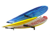 double metal surfboard rack