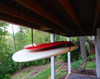surfboard and paddleboard ceiling storage
