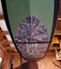 paddleboard ceiling storage rack for SUPs