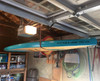 how to store my paddleboard in my garage