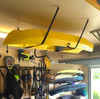 Garage Kayak Ceiling Rack - Hi-Line
