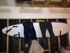 simple longboard hanger rack
