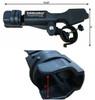 kayak fishing rod mount dimensions