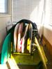 indoor surfboard storage stand