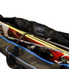 storage and travel bag for skis