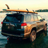 Locking Single SUP Roof Rack | Adjustable Arms