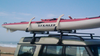 kayak and canoe and roof rack