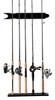 8 rod fishing rod rack