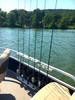 pontoon boat fish rod holders